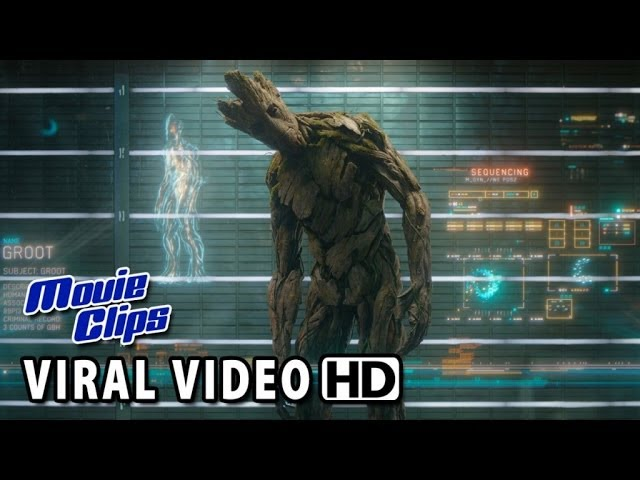 Guardians of the Galaxy VIRAL VIDEO - Meet Groot (2014) HD