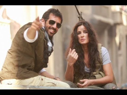 Katrina Kaif, Saif Shoot In Mumbai For Kabir Khan's Phantom
