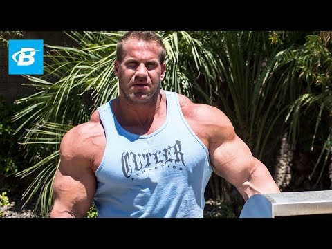 Jay Cutler Living Large Episode 3 - Workouts, Training Tips, Nutrition - Bodybuilding.com