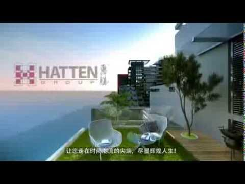 NEW Project - IMPERIO @ Hatten City,malacca,Malaysia - 皇萱  马六甲 繁华时尚之都 melaka