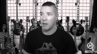 ANNIHILATOR Jeff Waters Gibson Music Rooms - Heavy Metal Artwork