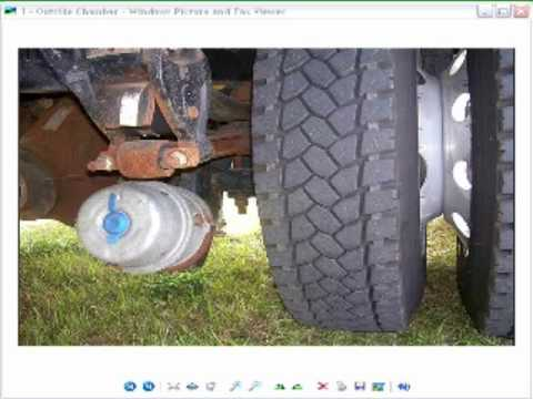 introduction to trucking air brake chambers youtube