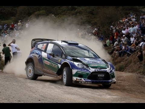 Review Acropolis Rally of Greece 2012 Ford WRC