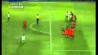Vietnam vs Indonesia ( 0-2 ) Seagames 2011