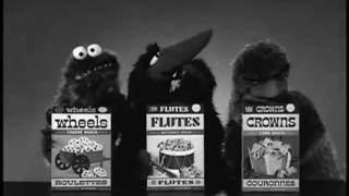 Muppet First Appearances of Cookie Monster