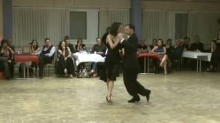 Cécile Rouanne et Rémi Esterle Tango 1 novembre 2015