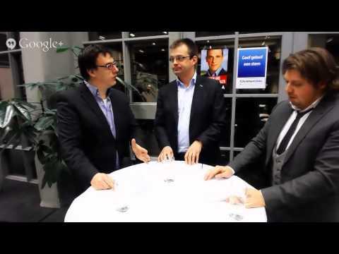 LD Politiek Live (22 januari 2014) - Klaas Jan van der Bent (ChristenUnie Katwijk)