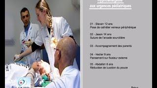 3/5 [Rôle infirmier autonome] Hypnoanalgésie aux urgences pédiatriques