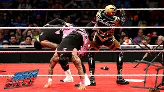 'How well do you know your bro?': WWE Main Event, Oct. 21, 2014