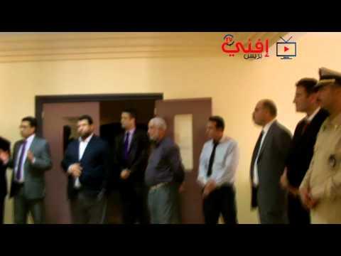 بالمختصر المفيد : فيديو استقبال ابطال المغرب في كرة السلة من طرف عامل اقليم سيدي إفني
