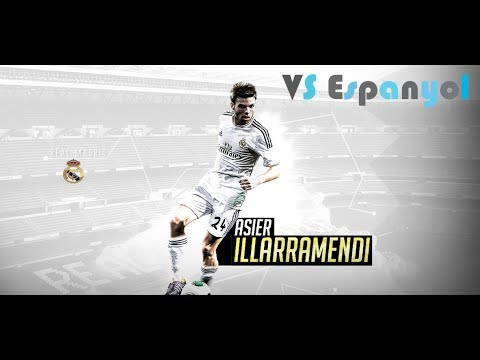 Asier Illarramendi Vs Espanyol CDR 13/14 Away [HD]