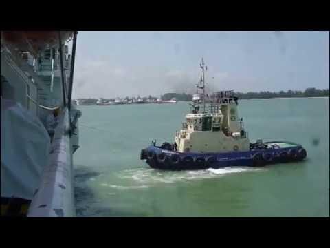 Review การฝึกภาคปฏิบัติทางทะเล ศูนย์ฝึกพาณิชย์นาวี กรมเจ้าท่า