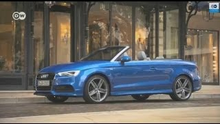 Audi A3 Cabriolet: диета пошла на пользу