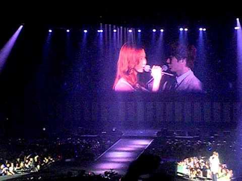 [FANCAM] Way back into love - Seohyun & Kyuhyun