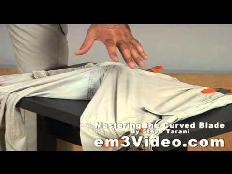 Mastering the Curved Blade with Steve Tarani адзінаборствы DVDRip