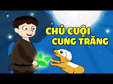 Sự tích Chú Cuội cung trăng - Truyện cổ tích hay cho bé - Phim hoạt hình Việt Nam