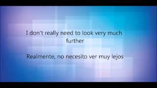 I Have Nothing (Glee)| Lyrics (English/Español)