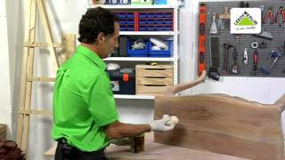 Aprende a restaurar muebles de madera