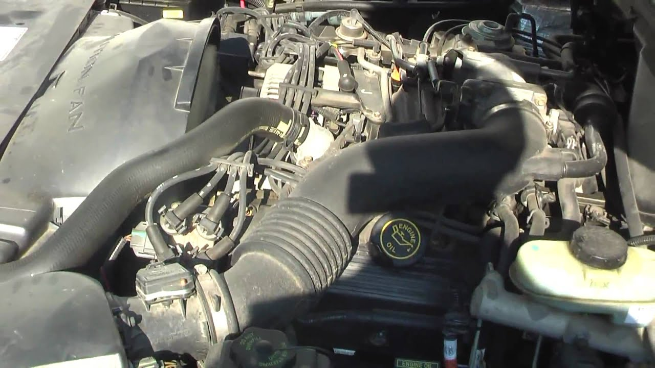 Dual Cooling Systems on Mercury Grand Marquis - YouTube