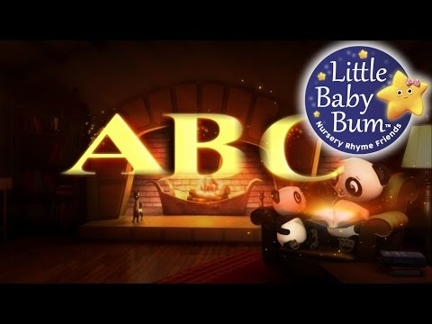 ABC Song / Alphabet Song. HD.