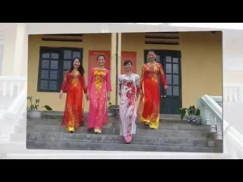 Cô giáo mầm non Hà Giang