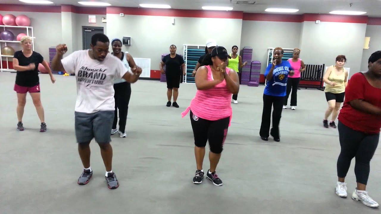 Blurred Line Dance YouTube