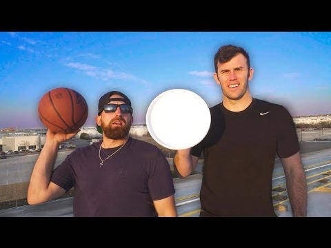Epic Trick Shot Battle 3 | Dude Perfect