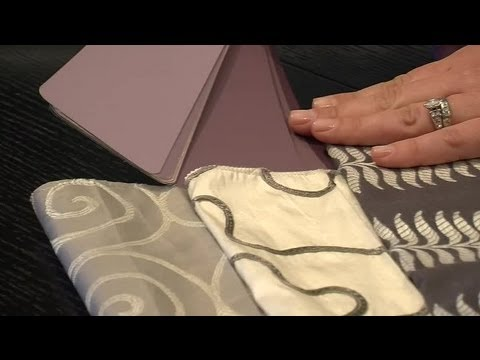 what color curtains go with a lavender purple wall colors with interior design youtube. Black Bedroom Furniture Sets. Home Design Ideas