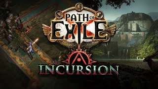 Path of Exile - Incursion Trailer
