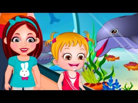 Baby Hazel Game Movie - Baby Hazel Dolphin Tour - Dora the Explorer