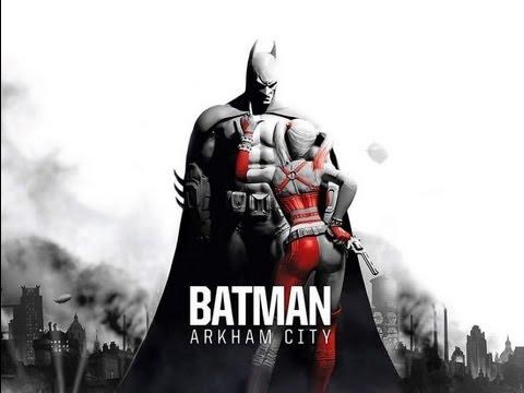 Обзор игры Batman: Arkham City