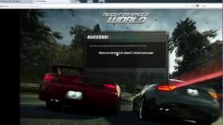 Need For Speed World Speed Boost Code Generator Online