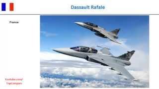 Dassault Rafale & Chengdu J-20, Fighter Aircraft