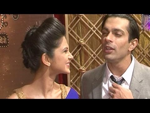 Asad aka Karan Singh Grover COMPARES his wife Jennifer Winget to a ...