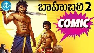 Baahubali 2 Comic Launch - SS Rajamouli,Prabhas, Rana, Anushka Shetty