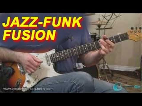 SONGWRITING: Jazz-Funk Fusion