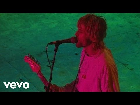 Смотреть клип Nirvana - On A Plain