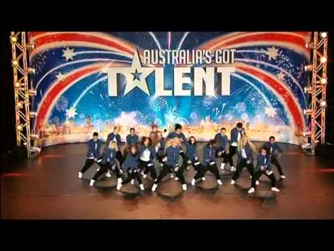 Superhoodz - Hip Hop Dance Crew - Australia's Got Talent 2012 audition 5 [FULL]