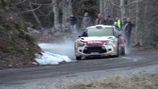 Vid�o Rallye Monte-Carlo 2014 (test Ostberg DS 3 WRC) par MrDidimimi (3260 vues)