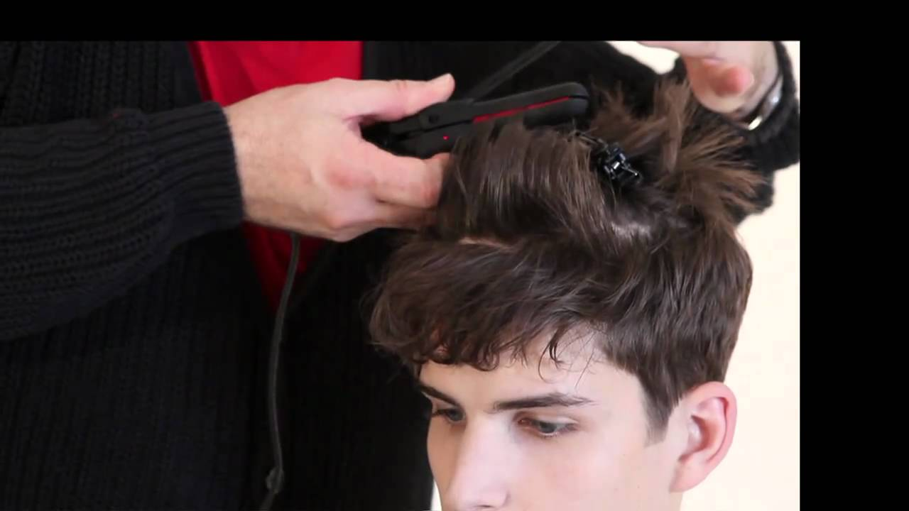 How To Get A Quiff In Mens Hair With The Wam Mini