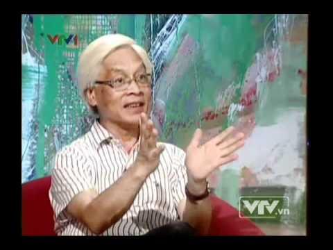 TS Chu Hảo trong chương trình Văn hoá-Sự kiện-Nhân vật_VTV1, ngày 7/8/2011