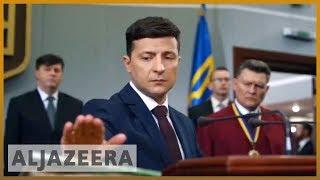 🇺🇦 Who is the comedian poised to win Ukraine's election?   Al Jazeera English