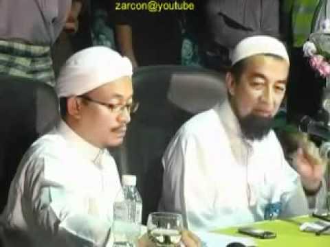 Ustaz Azhar Idrus dan Ustaz Kazim Elias - Soal Jawab (Manjoi,Perak)