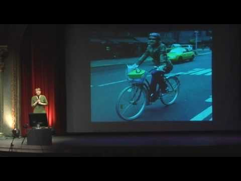 Barb Chamberlain: Bikes Will Save the World