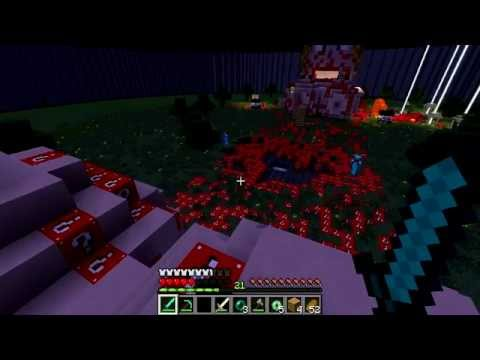 Minecraft - PEITO DE LUCKY BLOCK - #1 O COMEÇO!