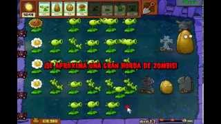 Plantas Vs Zombis Nivel 2-2