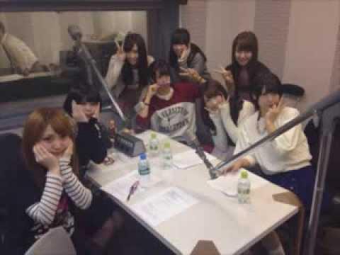 ラジオNIKKEI「アイドルジェネレーション」2013年11月23日放送分