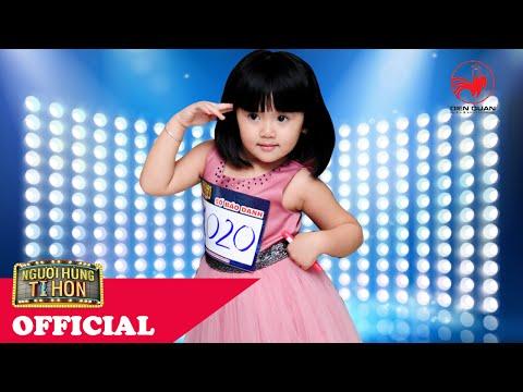 Người Hùng Tí Hon Official | Công chúa đáng yêu nhất tuyển sinh vòng 1