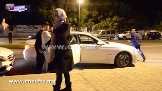 شوفو لحظة إغماء ملكة جمال المغرب فالسهرة اللي ناضت فيها الروينة فطنجة |