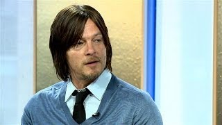 'Walking Dead' Star: Norman Reedus on Daryl Dixon
